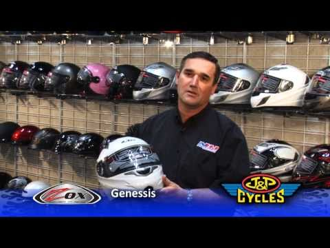 Zox Genissis Motorcycle Helmet - Available at J&P Cycles