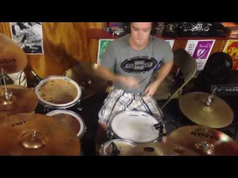 Ready Set Roll - Chase Rice (Drum Cover)