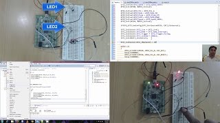 STM32F4Discovery Tutorial 2 - Interrupt Programming