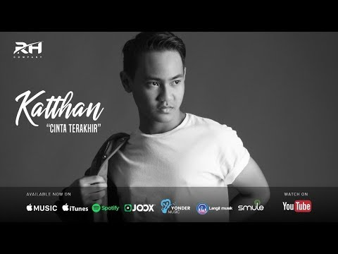 Katthan - Cinta Terakhir (Official Lyric Video)