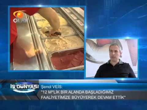 Veis Dondurma Olay TV - İş Dünyası Programı