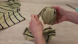 Не выбрасывайте футболки. Из них можно связать для дома коврики. Сделайте такую пряжу и свяжите