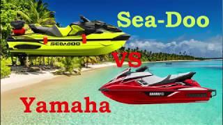 Sea-Doo Vs Yamaha Comparison Review