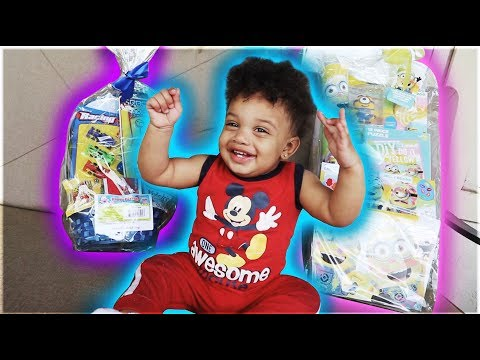 KYRIE'S FIRST EASTER | THE PRINCE FAMILY