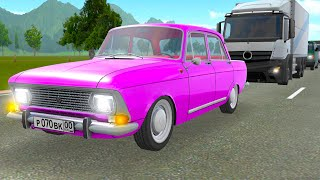 PLAY Russian Cars Games Driving Zone Russia on Android screenshot 5