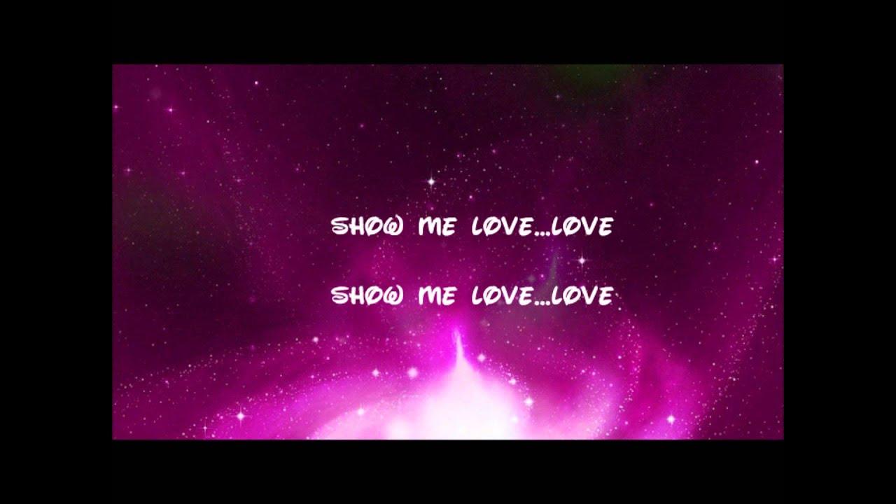show me how to love lyrics