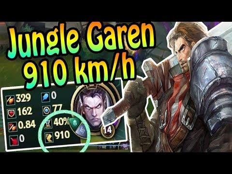 910 KM/h - PREDATOR GAREN im Jungle - Full Speed, full Damage + Grüße gehen raus