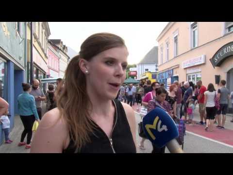 Einkaufsnacht Amstetten 2017