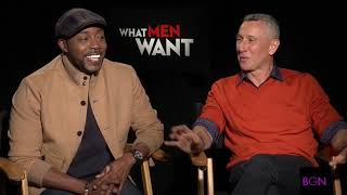 Adam Shankman & Wll Packer Of 'What Ment Want'