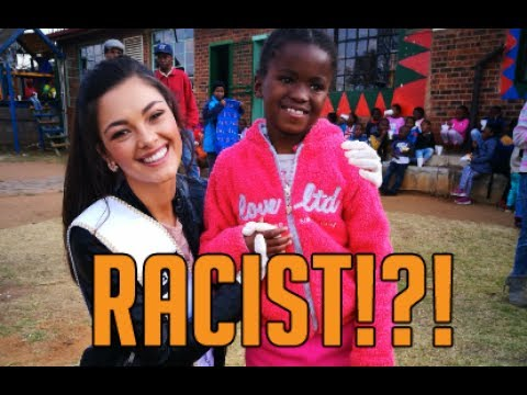 Miss South Africa Racist? | South Africa