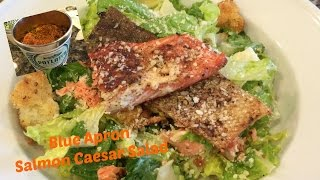 Blue Apron | Salmon Caesar Salad | Week Of July 13