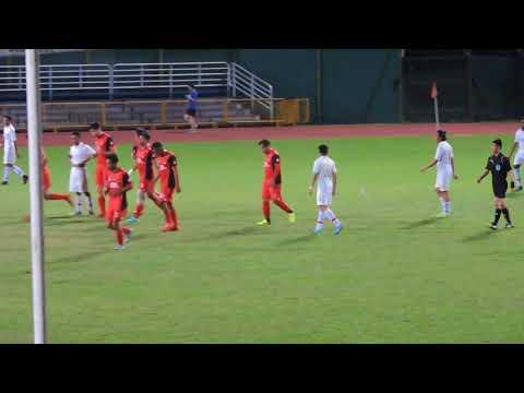 Academy Juniors v Gymkhana FC 1st Half Raw Footage