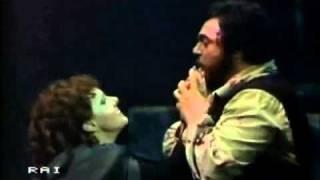 Luciano Pavarotti & Raina Kabaivanska - Ah! Franchigia... O dolci mani... Parlami ancor
