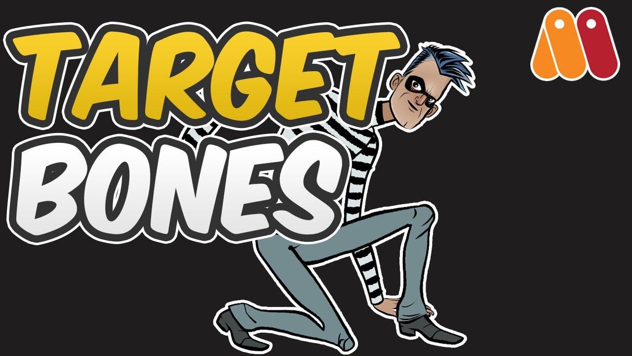 Target Bones Tutorial | Moho Pro 12 | Anime Studio Pro
