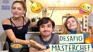 Baixar DESAFIO MASTERCHEF feat. Leon, Nilce e Jeff Feng || Valentina Schulz