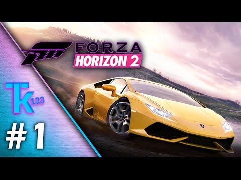 Forza Horizon 2 - Parte 1 - Comenzamos nuestro viaje - Español (1080p)