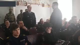 Задержание начальника районного ГИБДД. Хабаровский край. Читаем описание. #фсб #мвд #полиция