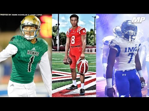 Top 10 Wide Receivers in the 2018 Class