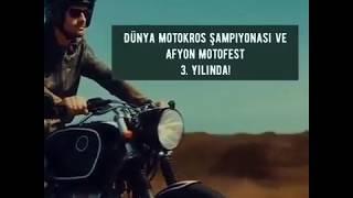 2020 Dünya Motokros Şampiyonası Afyon'da