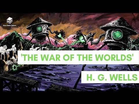 War Of The Worlds: Plot Summary, Characters, Themes *REVISION GUIDE*