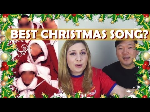 THE BEST CHRISTMAS SONG?!