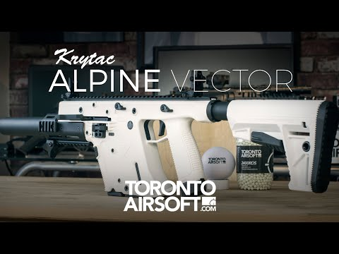 Chilling At Home With The Alpine Vector - TorontoAirsoft.com