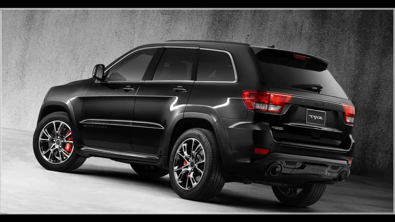 Jeep Grand Cherokee Srt8 Hellcat 2017 Specs
