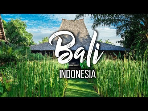 Amazing Bali - a Temple, a Rock Bar a Luxury villa and BBQ chicken recipe