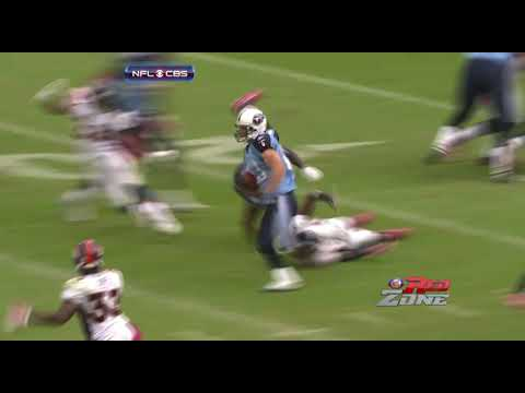 NFL RedZone Every Touchdown 2010 Week 4