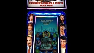 Ferris Buellers Day Off Slot Machine Bad Hair Day Bonus - Nice Win