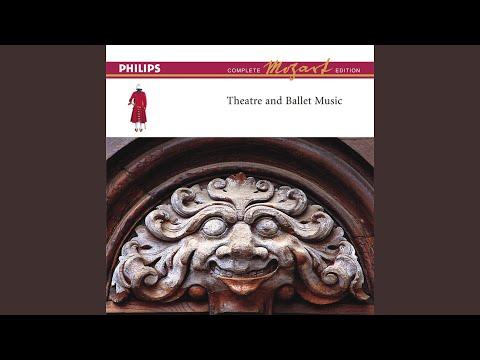 Mozart: Music for a Pantomime: Pantalon und Colombine K.446 (compl. & orch. F. Beyer) - 4....
