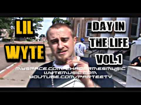 CHAD ARMES TV:A DAY WITH LIL WYTE AND WYTE MUSIC