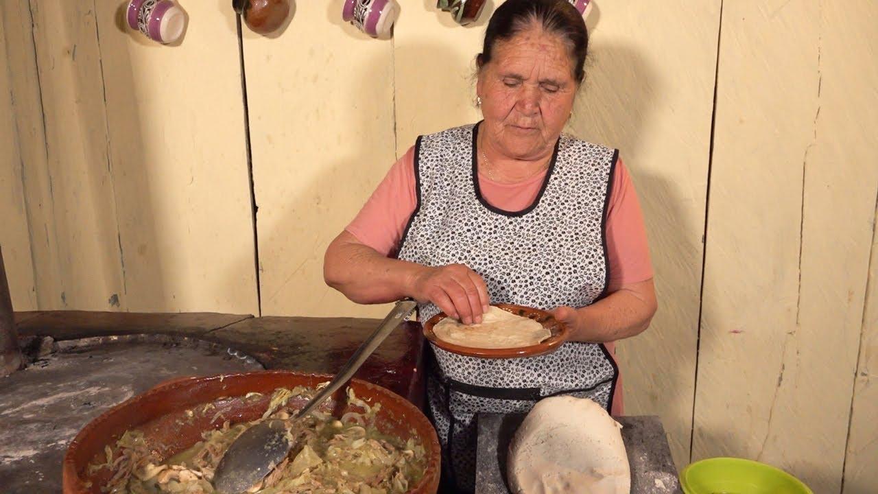 Guisado Ranchero con Carne Deshebrada De Mi Rancho A Tu Cocina