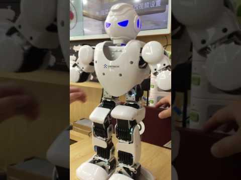 Мир Будущего  Робот Танцор