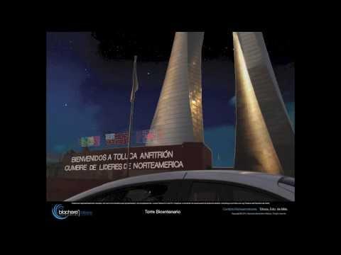 Toluca Cumbre Norteamericana 2014