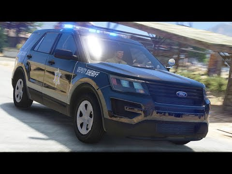 LSPDFR - Day 896 - New Gang in Town (Richland County)