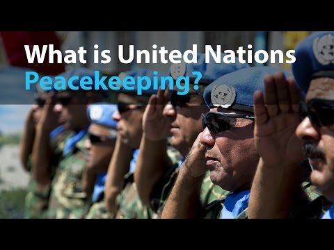 Explainer: What is UN Peacekeeping?