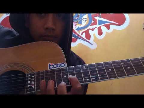 Belajar Lagu Naik Delman Guitar Cover