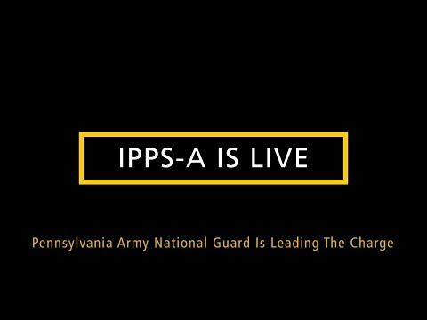 IPPS-A Is Live!
