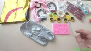 №31.Распаковка товаров с AliExpress,ХАЛЯВА,товары за ЦЕНТ
