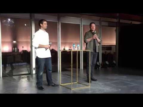 Elon Musk: Gigafactory opening speech (full length)
