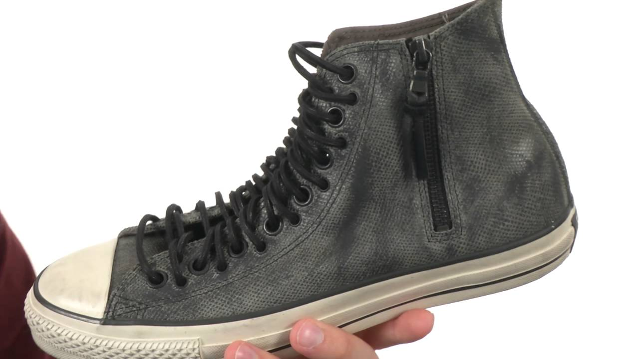 ca0fd2f0a127 Converse by John Varvatos - Chuck Taylor All Star Multi-Lace Zip Hi  SKU 8544108