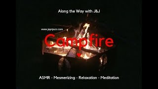 🔥 We ❤ Campfires! - 5 Minutes of Fire - Relaxing - Meditation - Mesmerizing - ASMR 🔥