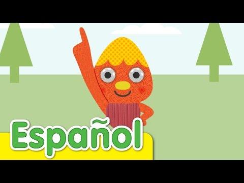 Un Pequeño Dedo   Canciones Infantiles   Super Simple Español