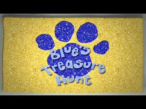 Let's Play Blue's Clues: Blue's Treasure Hunt