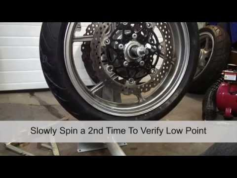 Aerostich Cantilever Wheel Balancer