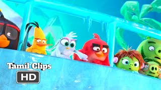 Angry Birds 2 (2019) - The Plan Scene Tamil [10/13] | MovieClips Tamil