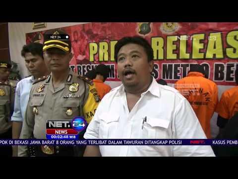 Tawuran Remaja 8 Orang Ditangkap Polisi- NET 24 Mp3