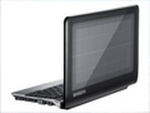 Samsung Solar-Powered NC2115S Netbook US Launch Next Month July $399?!