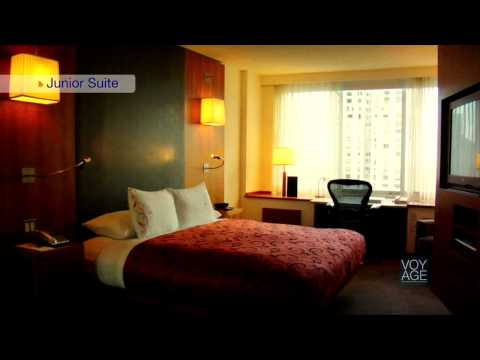 Le Parker Meridien Hotel New York - New York City - on Voyage.tv